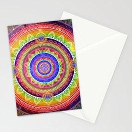 Cosmic Journey Mandala Stationery Cards