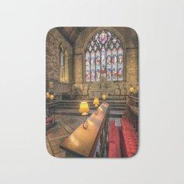 Church Lamps Bath Mat