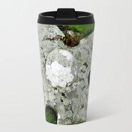 Mossy Cross Travel Mug