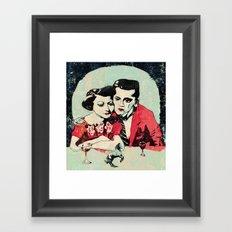 TINY PONY Framed Art Print