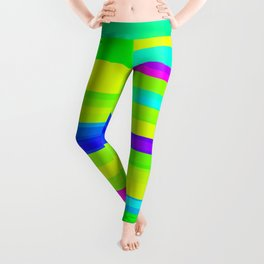 Chromoscope II ][ Overwhelming Expressions Leggings