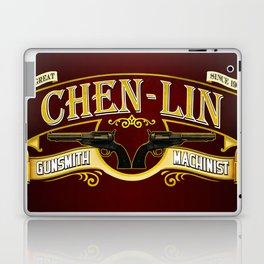 Chen Lin Gunsmith Laptop & iPad Skin