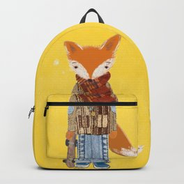 Fox Boy Backpack