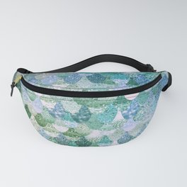 REALLY MERMAID OCEAN LOVE Fanny Pack