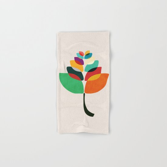 Lotus flower Hand & Bath Towel