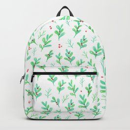 Under the Mistletoe Backpack