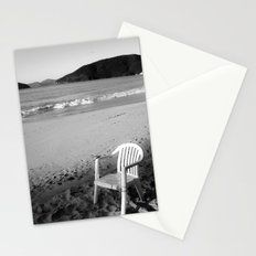 Chair in Paradise Stationery Cards