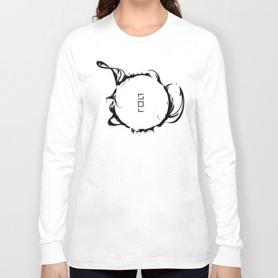 Solar Storm // SUN Long Sleeve T-shirt
