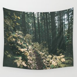 Happy Trails V Wall Tapestry