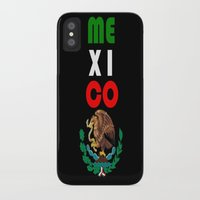mexico iPhone & iPod Cases featuring Mexico  by RDsix3