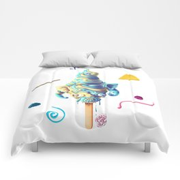 Angry Dog Summer Flavour Comforters
