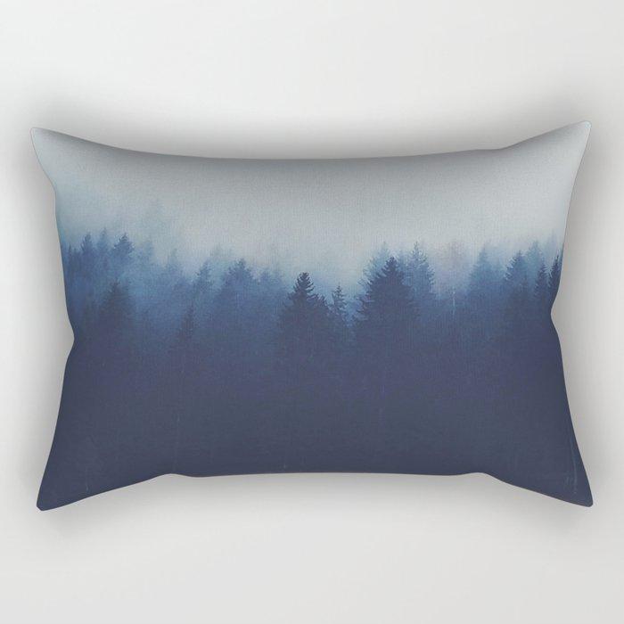 Misty Forest  2 Rectangular Pillow
