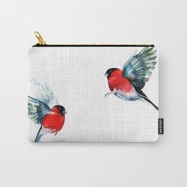 Couple of birds Carry-All Pouch