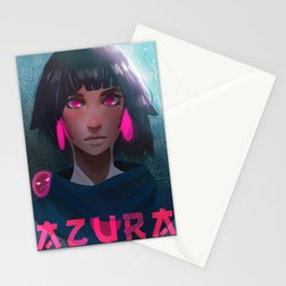 Azura Stationery Cards