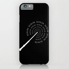 Lumos iPhone Case