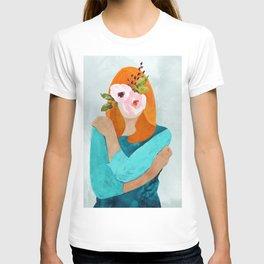 Embrace Change #painting #concept T-shirt