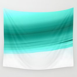 Mint Ombre Wall Tapestry