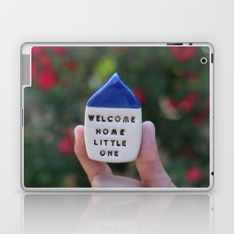 Welcome Home Little One House Laptop & iPad Skin