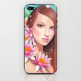 Aqueous iPhone Skin