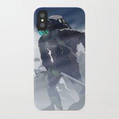 Iceman iPhone X Slim Case