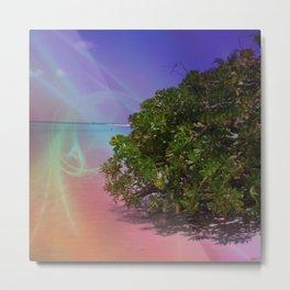 Romantic Beach 05 Metal Print
