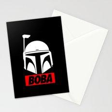 Defy-Boba Stationery Cards