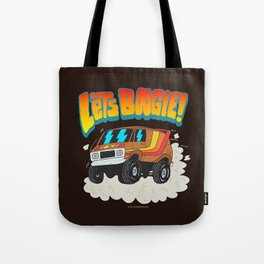LET'S BOOGIE! Tote Bag