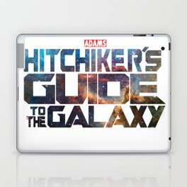 The Hitchhiker's Guide to the Galaxy | Inspired by Guardians of the Galaxy Laptop & iPad Skin