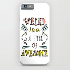 Weird & Awesome iPhone 6s Slim Case