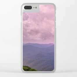 Smoky Mountain National Park -  96/365 Nature Photography Clear iPhone Case