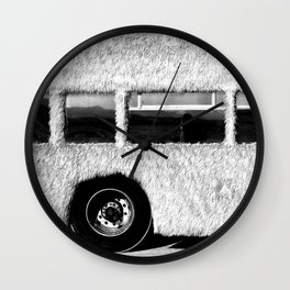 BUS Wall Clock