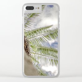 Palm POV Clear iPhone Case