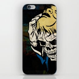 Dead All the While iPhone Skin