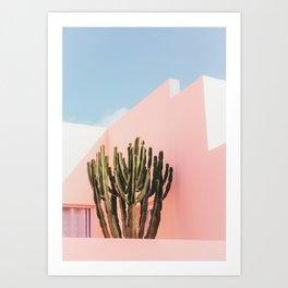 Canary Islands Art Print
