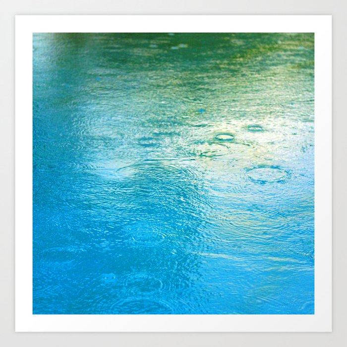 raindance Art Print