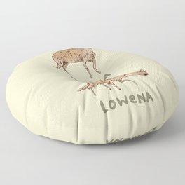 Hyena Lowena Floor Pillow