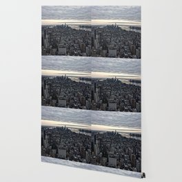 New York skyline x Wallpaper