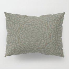 Wind Wave Grunge Abstract Kaeleidoscope Pillow Sham