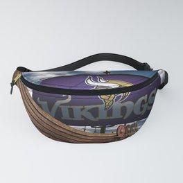 Viking Ship Fanny Pack
