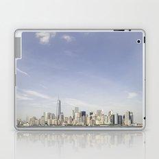 Lower Manhattan Skyline Laptop & iPad Skin