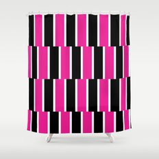 Hotpink Shower Curtains | Society6