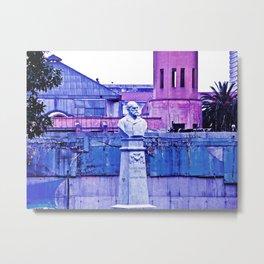 Bogota architectural and picturesque. Metal Print