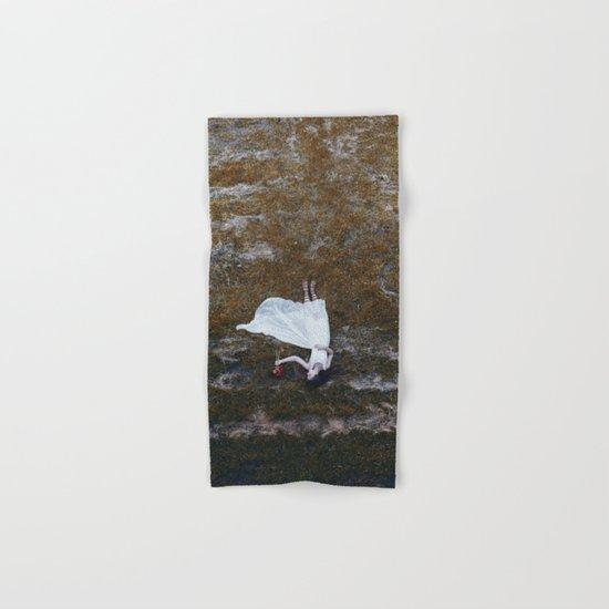 Alone Hand & Bath Towel