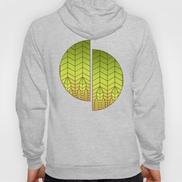 LET THERE BE LIGHT (abstract geometric) Hoody
