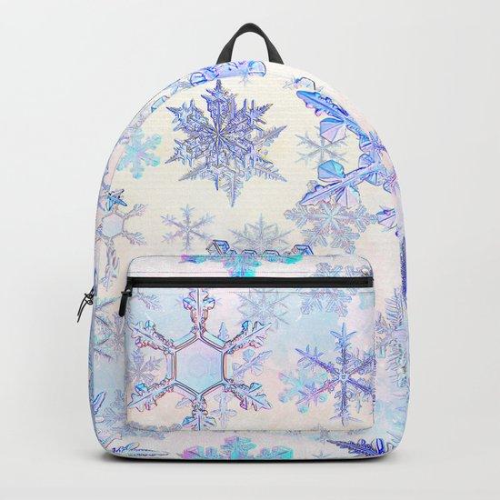 Snowflakes #4 Backpack