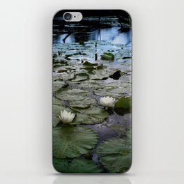 Water Lilies iPhone Skin