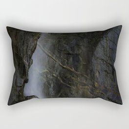 Bridalveil Falls in Autumn. Rectangular Pillow