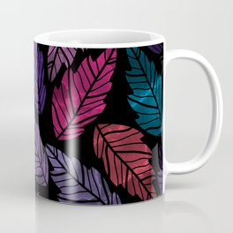 Colorful leaves Coffee Mug