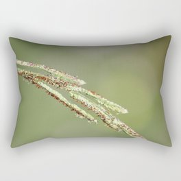 Nature In April - 1 Rectangular Pillow