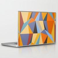 metropolis Laptop & iPad Skins featuring Metropolis by Norman Duenas